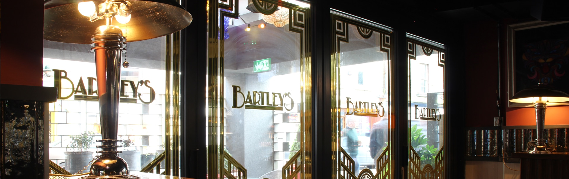 Bartleys | Gold Manifestations