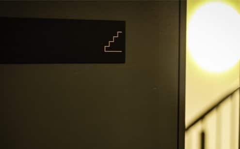 Capital Dock | Room ID Signs