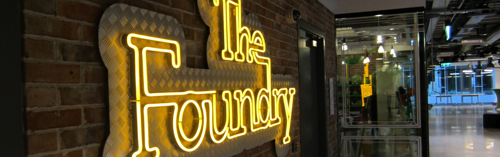 The Foundry | LED Neon Sign