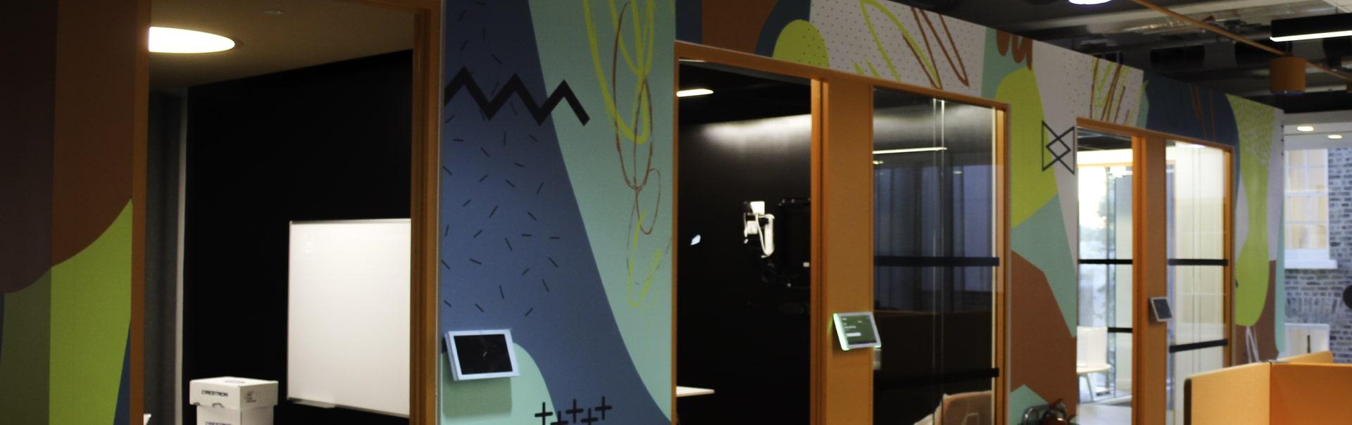 Hubspot Office | Wall Prints