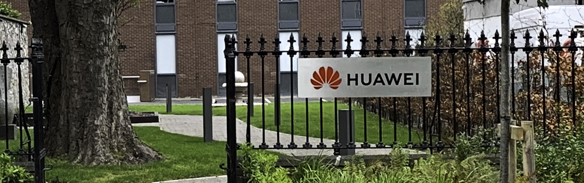 Huawei Sign | Plaques & Nameplates