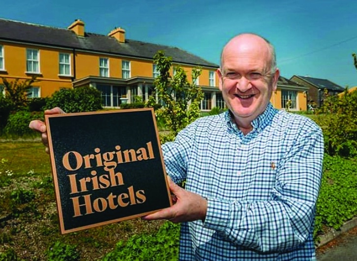 Original Irish Hotels | Plaques & Nameplates