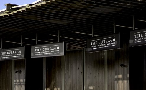 The Curragh Racecourse | Hanging Signs