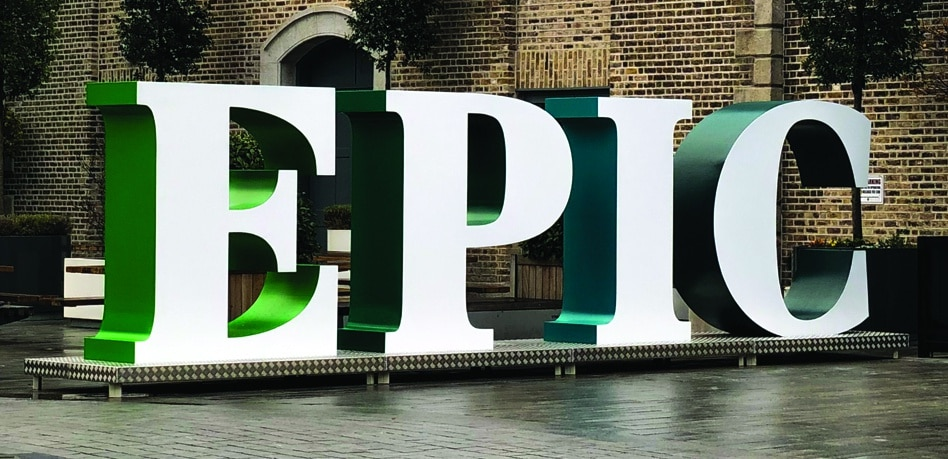 Epic Sign | Outdoor Corporate Branding