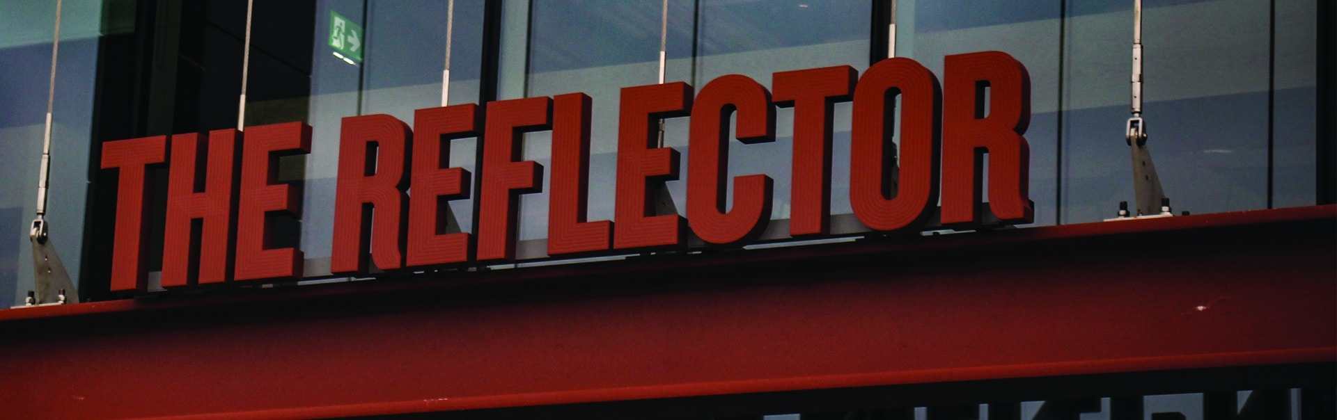 The Reflector | Canopy Signs